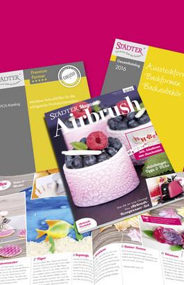 Kataloge · Magazine